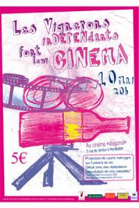 Languedoc : « Les vignerons indépendants font leur cinéma  » monte en gamme.
