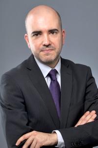 Bruno Barandas, directeur général de l'agence de communication Horizon Bleu. © D.-F. BERGELIN