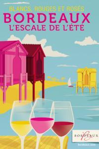 L'opération Bordeaux, escale de l'été proposera des animations  dans les points de vente Carrefour, Leclerc et SystèmeU.