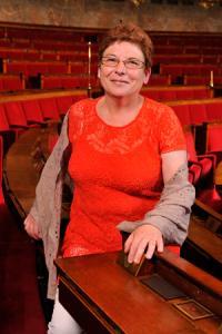 Dordogne : Brigitte Allain, viticultrice et nouvelle députée. © COP-ASSEMBLÉENATIONALE-2012