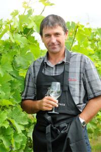 Christian Lagardère, viticulteur adhérent à la Cave du Marmandais. © CAVE DU MARMANDAIS