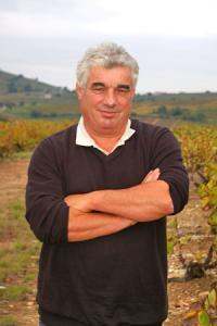 Bernard Couzon, président de la coopérative Signé vignerons. © D. BESSON