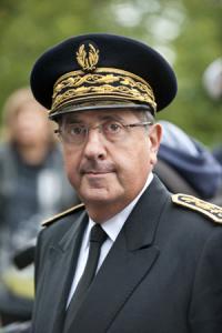 Michel Delpuech, le préfet de la région Aquitaine. © B. FENOUIL/REA