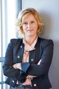 L'eurodéputée néerlandaise Esther de Lange (CDA). © M. WALLICAN