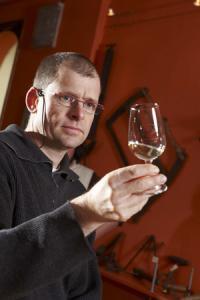Joël Forgeau, vigneron nantais, est président de Vin & société. ©G.ARNAUD