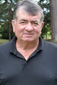Francis Danglade, le président de l'association départementale d'étude et de lutte contre les fléaux atmosphériques.