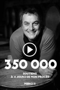 Le 20février, à 16heures, le compteur affichait déjà plus de 350000signatures de soutien à Emmanuel Giboulot.