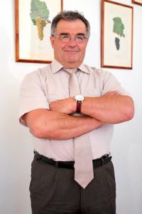Jean-Louis Salies, président du conseil interprofessionnel des vins du Roussillon. © J.-C. GUTNER