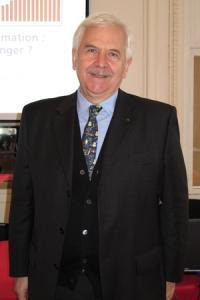 Fredericco Castellucci, directeur général de l'Organisation internationale de la vigne et du vin. © A. AUTEXIER