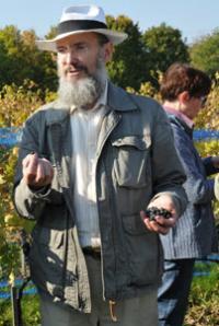 Patrice Bersac, le président de l'association syndicale des Vignerons franciliens réunis. © A. GUIET