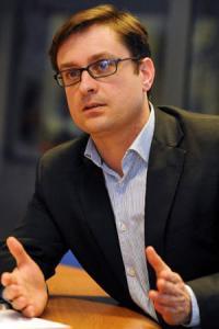 Paul Fabre, directeur de l'IVSO.