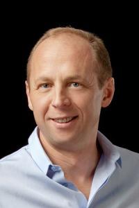 Antoine Leccia, président du directeur d'Advini.