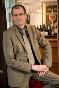 Joël Fourgeau, président de Vin & Société. ©S.Detalle