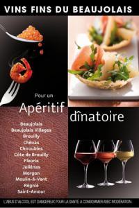 Une campagne d'Inter-Beaujolais met le cap sur les apéros dînatoires pour faire consommer les douze AOP de la région.