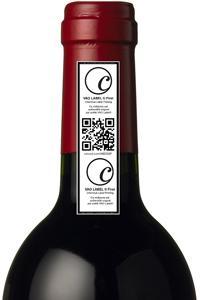Le sceau VAO First garantit l'authenticité du contenu d'une bouteille.