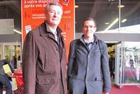 Pascal Bouguet et Damien Vaille-Brunet