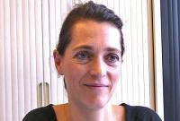 Christelle Jacquemot, directrice des relations institutionnelles des Vignerons indépendants de France.© M. GRAMAT