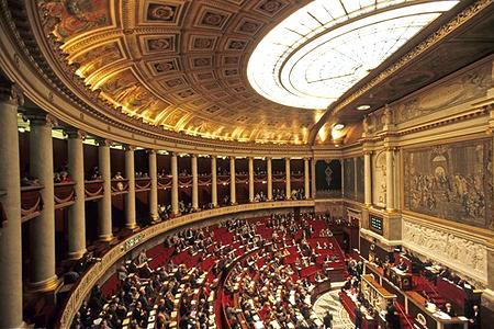 L'Assemblée nationale © K. Johaentges/Look/Photononstop