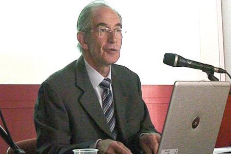 Jean-Pierre Bernheim, président d'Axema