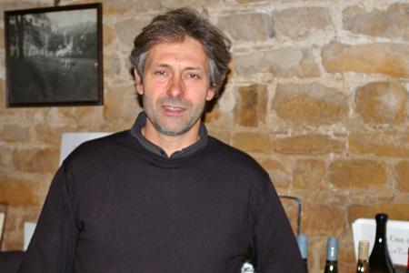 Olivier Bosse-Platière, président de l'Association des producteurs de bourgogne en Beaujolais, se réjouit de la décision Conseil d'État concernant l'aire géographique de production des AOC Bourgogne et Bourgogne aligoté. © D. B.