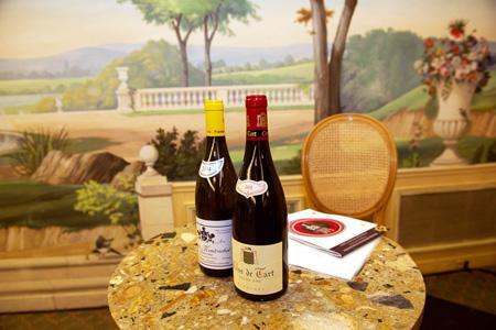 L'association Mosaïque Bourgogne internationale a récolté 119.000 euros lors d'une vente aux enchères de vins de Bourgogne au profit des sinistrés du tsunami au Japon. ©photo-maupetit.com