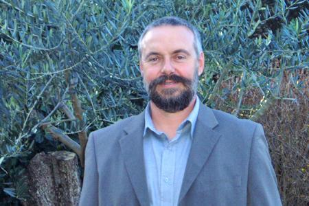 Boris Calmette, président de la Fédération régionale des coopératives vinicoles.