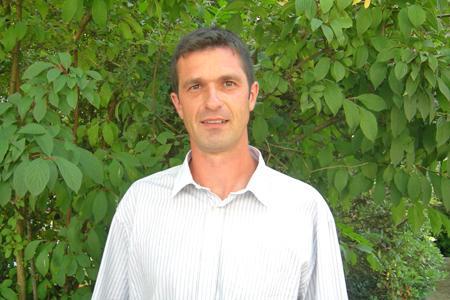 Christophe Forget, président de l'Union générale des viticulteurs de Cognac. © UGVC