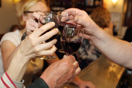 Exportations : le premier semestre profitable aux vins tranquilles. © J.-C. GUTNER
