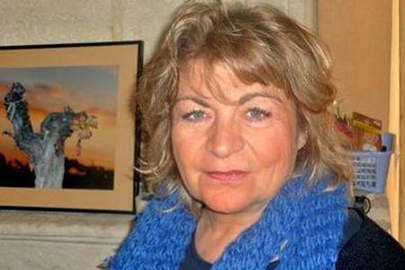 Florence Cardoso, présidente de l'association SOS Vignerons sinistrés.