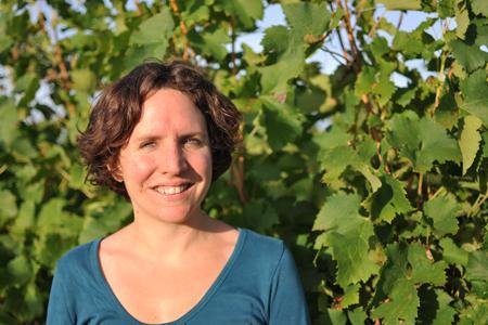 Gaëlle Reynou-Gravier, présidente du réseau SO Femme&vin.