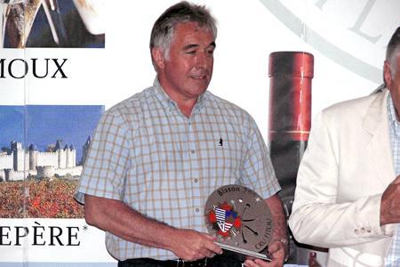 Jean Daurat-Fort, nouveau président de l'ODG Fitou.