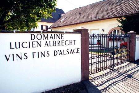 Placé en redressement judiciaire par le TGI de Colmar en novembre, le négociant Julien Albrecht SA cherche des repreneurs. © PHOTOPQR/L'ALSACE/V. MEYER-WIRCKEL
