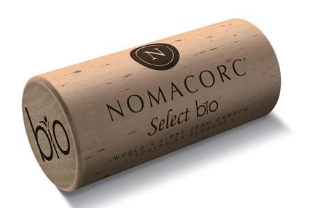 Nomacorc lance Select bio, un bouchon avec une empreinte carbone neutre.