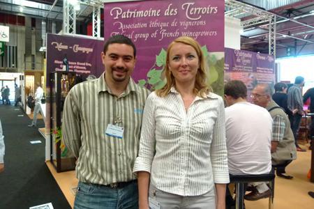 Alain Vautherot et Céline Malfait sont les coresponsables de Patrimoine des terroirs.