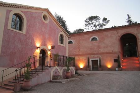 Le Château de Saint Martin, organisateur du festival Rire en vignes.