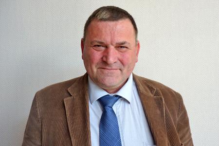 Robert Verger, président du CER France Rhône.