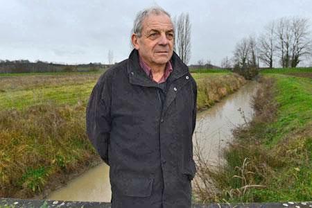 Daniel Amblevert, maire de Sainte-Florence, va se pourvoir en cassation.©S.KLEIN