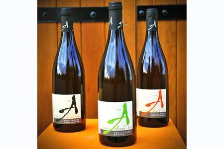 Le vin d'Alexandre Bain ne pourra plus arborer l'appellation Pouilly-Fumé. ©Domaine Alexandre Bain