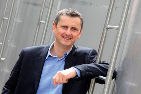 Philippe Brel, président de la commission économique du conseil interprofessionnel des vins de Provence (CIVP).
