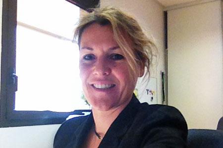 Carole Caranta, chef du département Biologie et Amélioration des plantes àl'Inra.