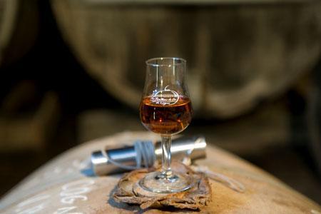 Le cognac traverse un contexte économique instable et contrasté. ©J.-M. NOSSANT