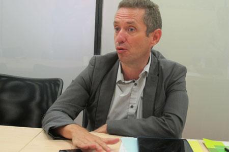 Jérôme Despey, président du conseil des vins de FranceAgriMer.