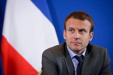 Emmanuel Macron, ministre de l'Économie et des Finances. ©T.PADILLA/MAXPPP