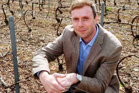 Éric Potié, président de la Fédération des coopératives vinicoles de laChampagne. ©L'UNION.FR/DR