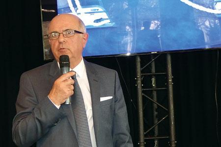« Il faut ouvrir des marchés ! », a scandé Jean-Jacques Bréban, président du Conseil interprofessionnel des vins de Provence.