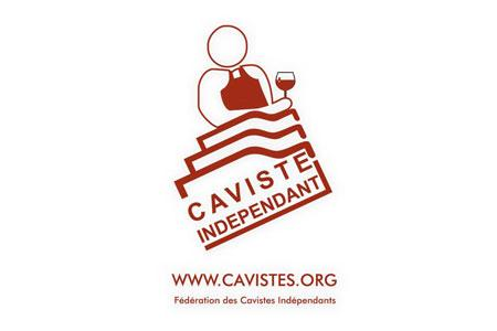Le logo Caviste indépendant, nouvelle identité visuelle de l'ex-fédération nationale des cavistes indépendants.