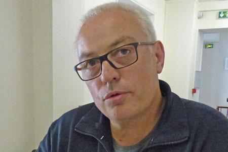 Michel Issaly, ancien président des Vif, est convaincu que la HVE est le premier pas d'une démarche environnementale. ©E.-A.JODIER