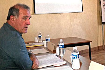 René Moreno, président de la section IGP du CIVL. ©CIVL