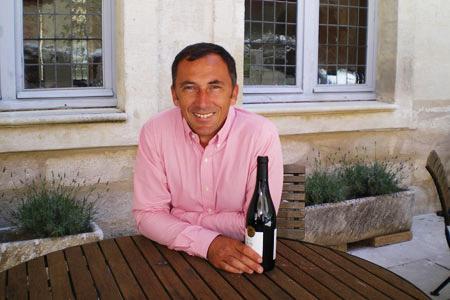 Philippe Pellaton, président duSyndicat général desvignerons desCôtes duRhône.