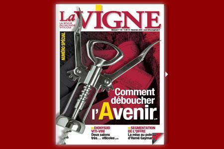 """Les anciens numéros de """"La Vigne"""" sont disponibles dans les archives."""